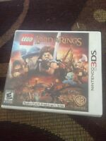 Lord of the rings 3ds