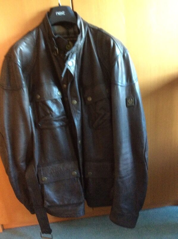 Belstaff Panther Xl