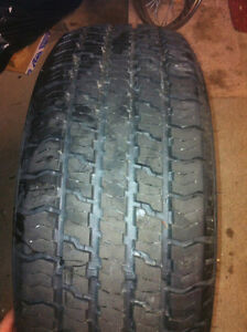 2 like New 215/65/15 Snow Tires