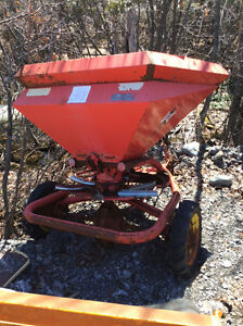 Tow seeder
