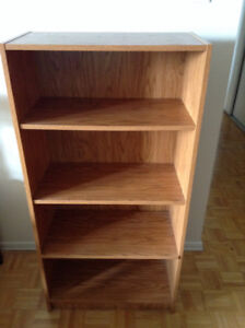 4 Shelf Bookcase – Great for Small Spaces