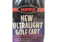 Golf Trolley (brand new, unopened) Can Deliver