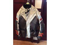 Zeebee winter enduro motorcycle jacket