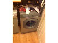 8KG Hot point washing machine HV88