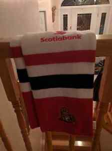 Ottawa Senators Scotiabank scarf