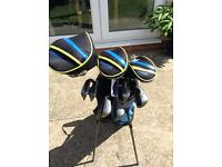 Ping Thrive Junior left handed golf clubs