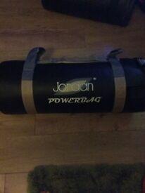 Jordan power bags