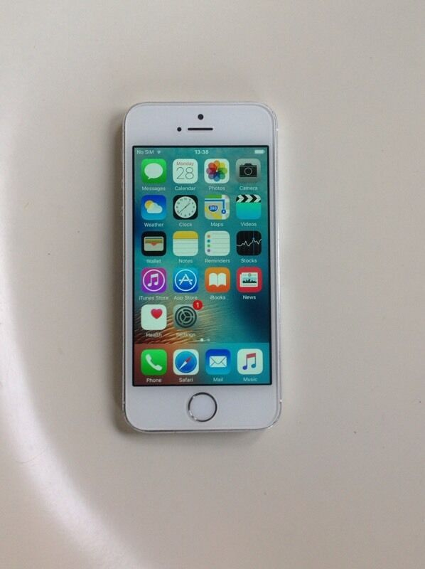 iPhone 5s unlocked 16gb excellent boxed