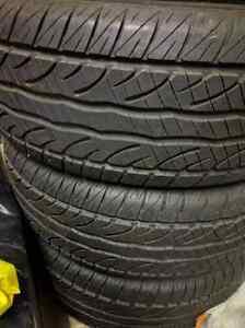 Dunlop SP Sport 5000m Tires  (P275/55R20)