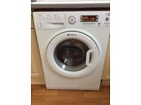 Hotpoint 9kg 1600 spin washing machine spares or repair