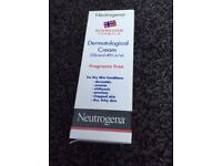 Neutrogena-Dematological Cream 100ml, New and Sealed 16 tubes-collection Beighton £20 for all