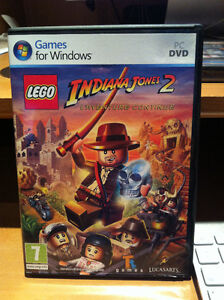 Lego Star Wars 2, Lego Indiana Jones 2, Clifford