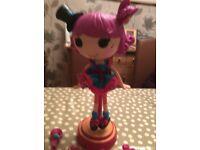 Lalaloopsy Silly Hair Harmony B Shape Doll (£35 on amazon)
