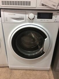 Steam direct drive washer