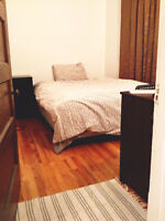 Room in 340 per month all included downtown sherbrooke