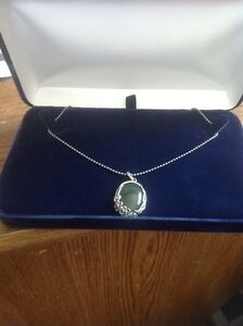 Sterling Silver authentic retired Pandora necklace Kitchener / Waterloo Kitchener Area image 2