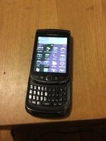 Blackberry torch 10/10 condition asking $60