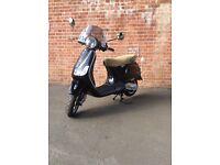 Vespa 2012 Lx 50 lx50 very low milage