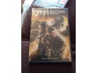 New and sealed terminator salvation DVD