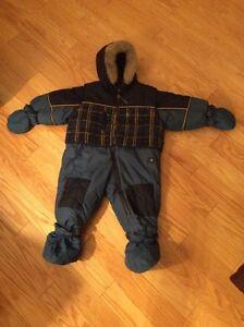 BUM boy snowsuit 18 month