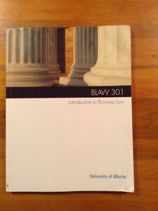 Introduction to Business Law - U. of A.
