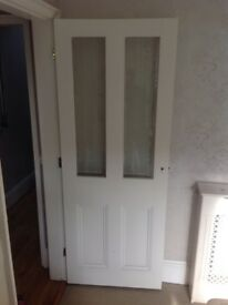 ANTIQUE VICTORIAN DOOR £40
