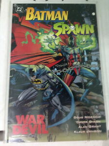 Batman/Spawn : War Devil