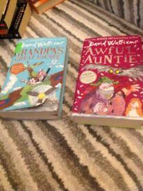 David Walliams Books