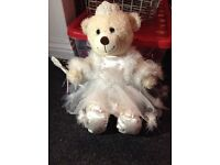 Bulid A Bear Angel Costume with Accessories