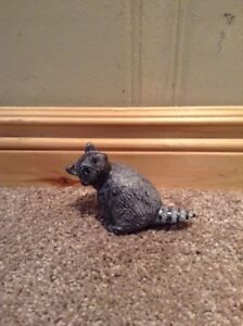 Small Soapstone Racoon -A Wolf Original- Canadian Kitchener / Waterloo Kitchener Area image 1
