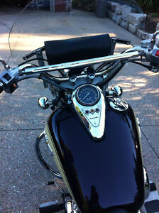 Low Seat height, low km,  1997 Kawasaki, one owner