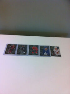 2016-17 FLEER SHOWCASE HOCKEY - METAL UNIVERSE