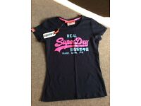 New superdry t-shirt
