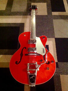Sell/Trade, Mint, Upgraded, GRETSCH, Amaizing Tone & Feel