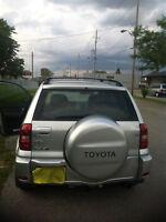 2004 Toyota RAV4 SUV SUV, Crossover