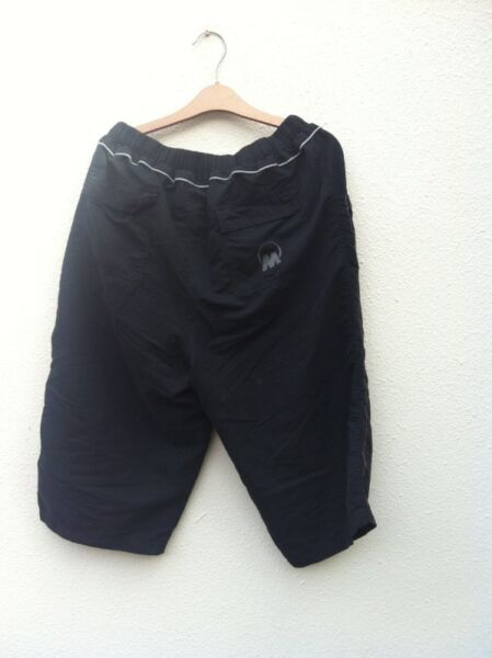 Mikasa long shorts.  Size Large.  Seldom use and in good condition.