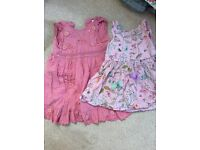Next summer dresses age 9-12months