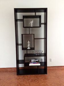 BEAUTIFUL MODERN BOOKCASE/SHELVING UNIT FROM REVOLVE