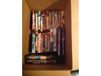 Terry Pratchett hardbacks and paperbacks