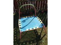 Toddler kids trampoline