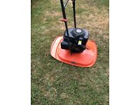 Flymo Husqvarna 21in pro hover mower. Honda engine