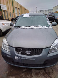 2009 Kia Rio Exc Condition Low Km Only $4950 !!  Call 919-5566
