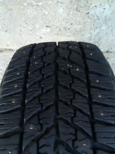 Studded Winter Tire