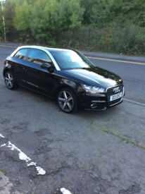 AUDI A1 MANUAL PETROL THREE DOOR 1.2 TFSI (86 BHP) SPORT £30 A YEAR TAX 11 REG