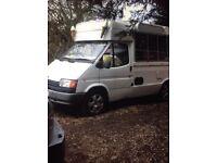mk3 transit ice cream van