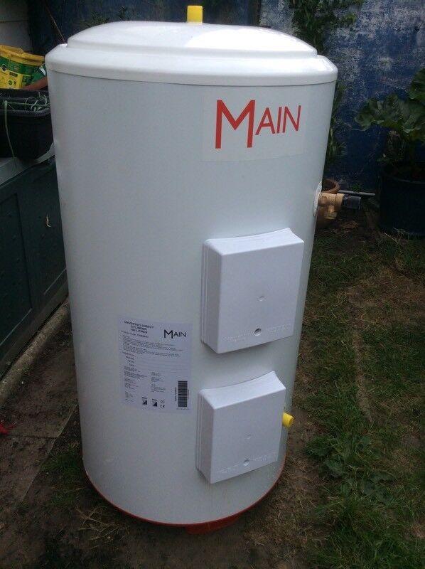 Pressurised hot water cylinder   in Greenwich, London   Gumtree