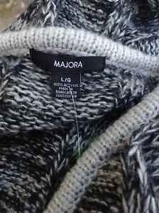 Majora brand (from Fairweather) size L/G knit sweater dress Cambridge Kitchener Area image 5