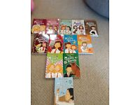 12 collectable set of Malory towers books