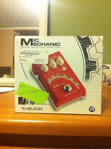 Mic Mechanic-reverb, delay and correction