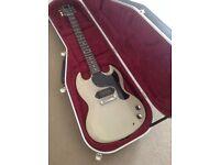 Tokai Japan SG Junior (great case has Gibson logo on it).